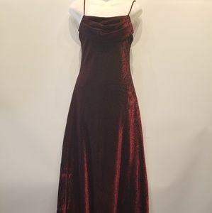 Jump Women's Size 7/8 Spaghetti Maxi Dress